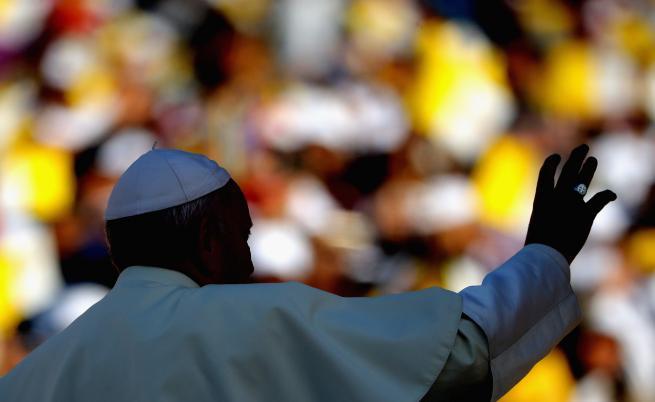 Как Раковски се подготвя за папа Франциск