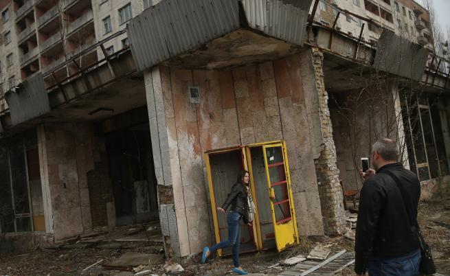 Призрачният Припят: Днес замърсен и с боклуци