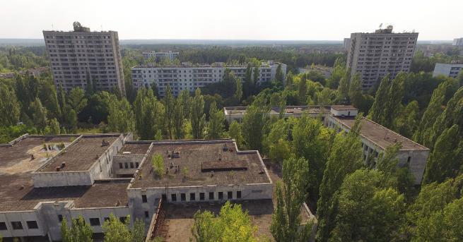 Любопитно Историята на апартамента, който се вижда в