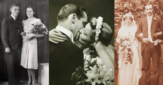 Снимка: Назад в историята: Защо мъжете предлагат брак?