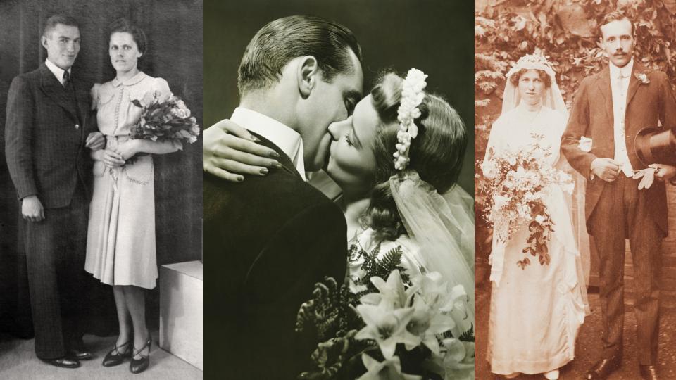 Назад в историята: Защо мъжете предлагат брак?