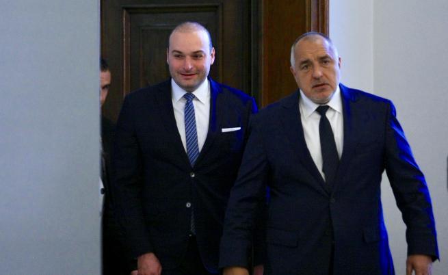 Борисов предлага на Франция да помогне за