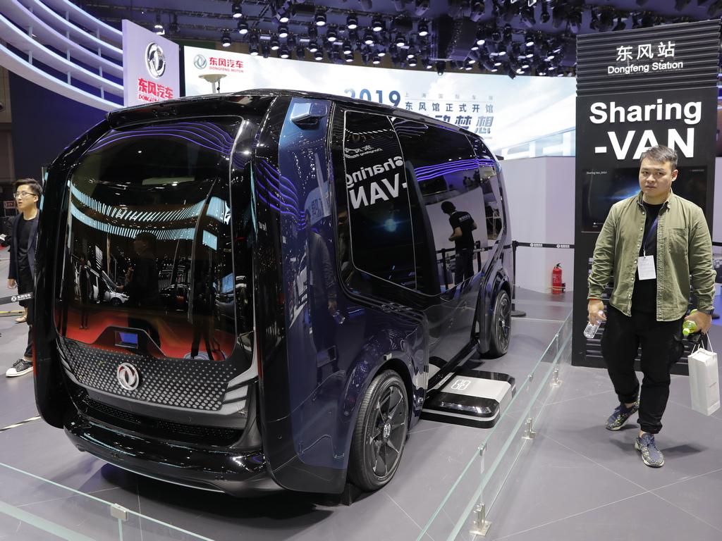 Dongfeng sharing-Van