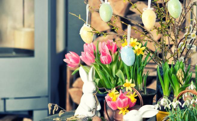 Чудесни идеи за великденско настроение вкъщи