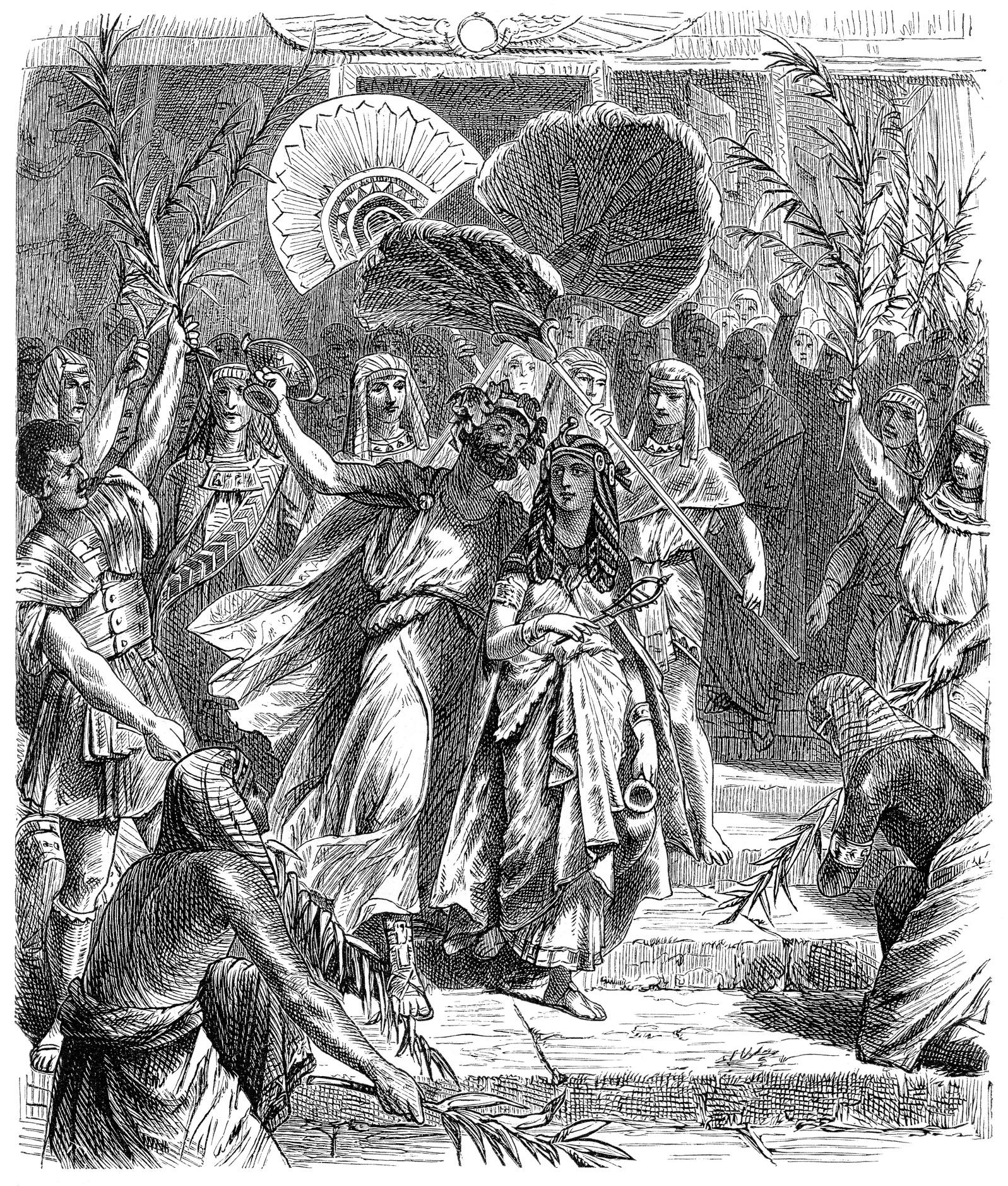 """Гробът на Антоний и Клеопатра<br /> <br /> Въпреки многобройните лъжливи твърдения, че някой е """"близо до откриването"""" на гробницата на Клеопатра, до днес никой няма представа къде е погребана една от най-емблематичните жени в историята на човечеството. Смята се, че е погребана заедно <a href=""""https://www.vesti.bg/lyubopitno/edna-liubovna-istoriia-na-hiliadi-godini-6092054"""">с любовника ѝ Марк Антоний</a>. Всъщност гробницата на Клеопатра не е единствената, която остава загадка за археолозите, същото е с Моцарт и Чингиз Хан например."""