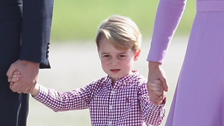Чаровният принц Джордж