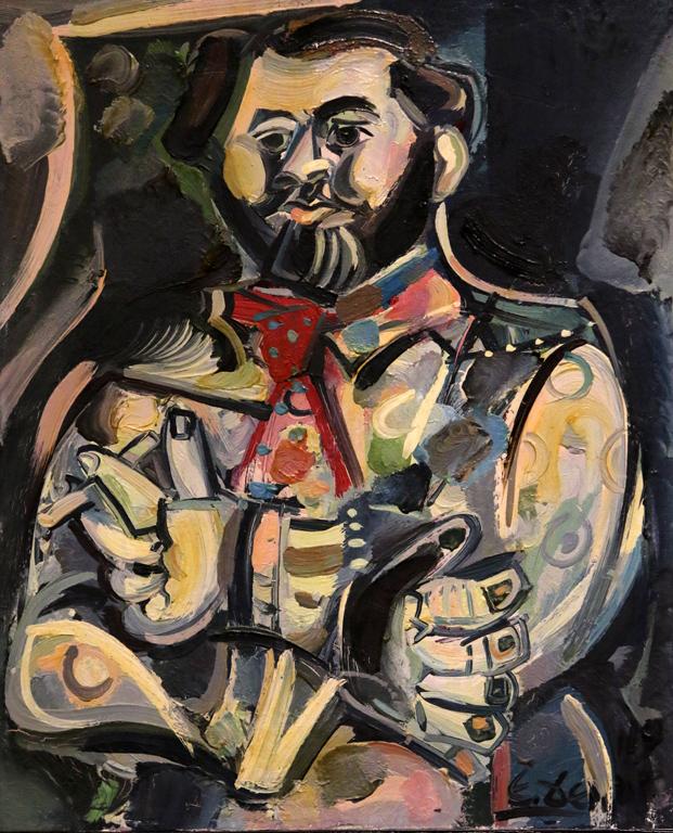 Едмонд Демирджиян , Портрет на Кирил, 1979г.