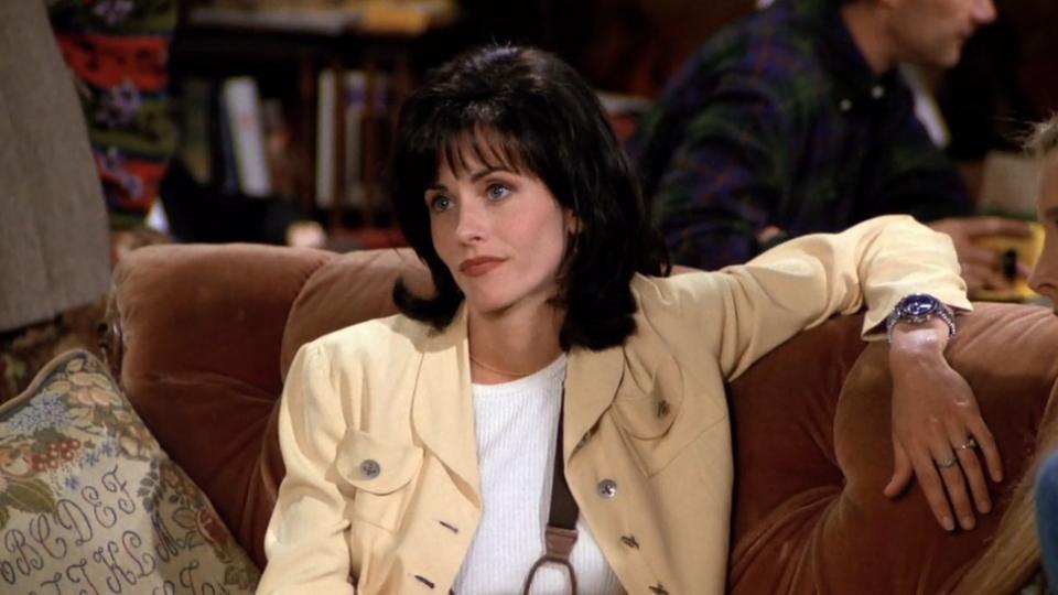 """Кортни Кокс искрено е мразила някого на снимачната площадка на """"Приятели"""". Ето кого..."""