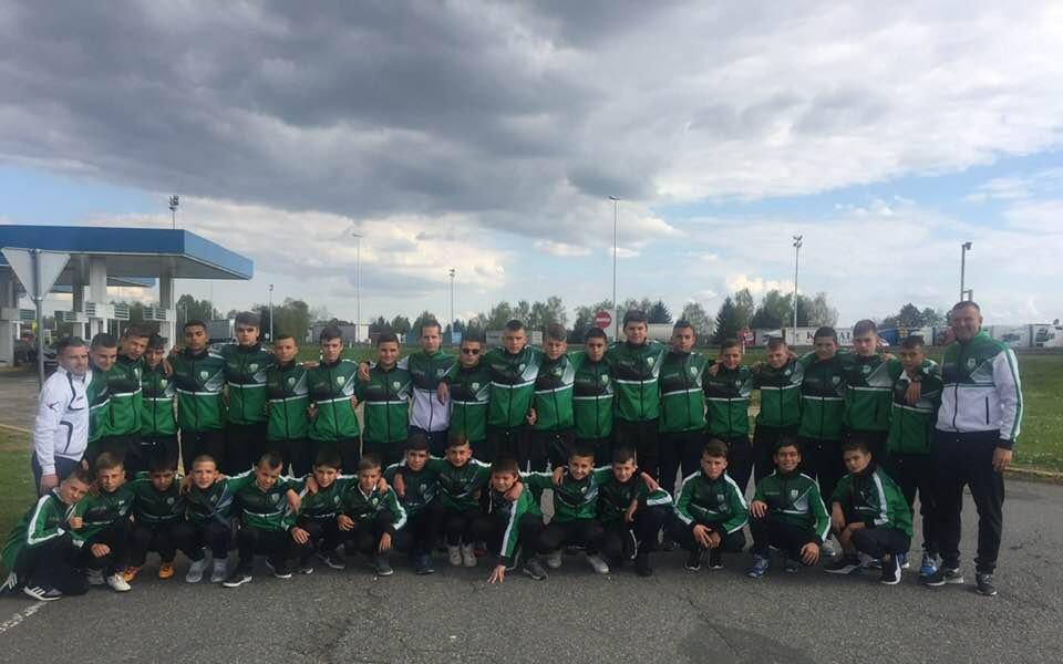 Юношите на Хебър заминаха на елитен турнир във Франция