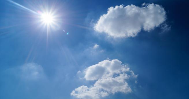 Снимка: Повече слънце и топли дни от следващата седмица