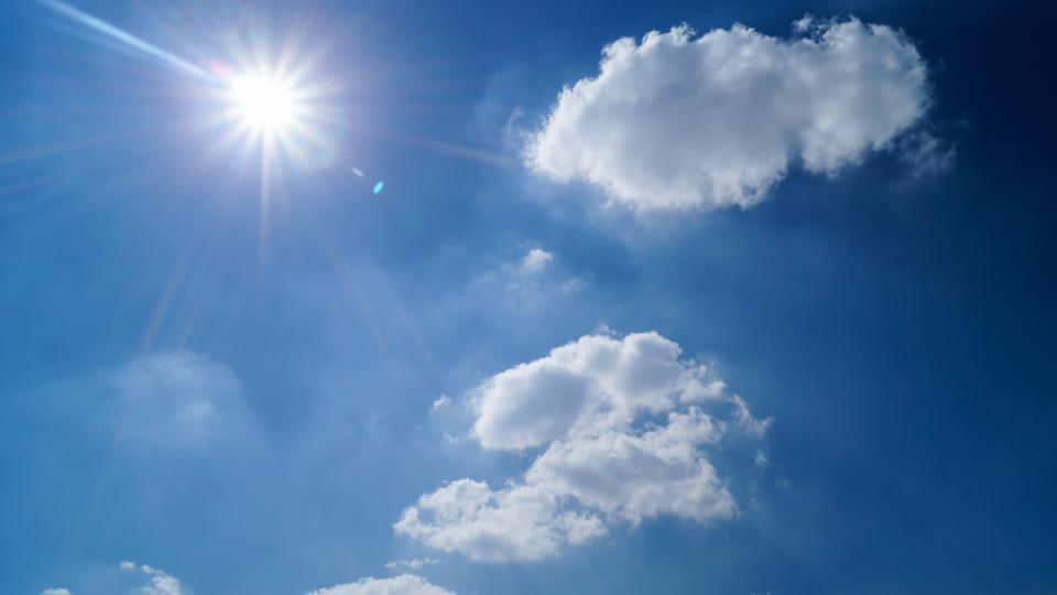 Повече слънце и топли дни от следващата седмица