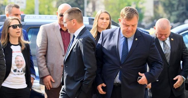 Снимка: Джамбазки водач, Слабаков в листата на ВМРО