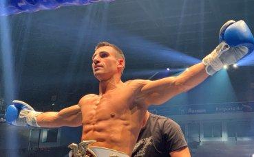 Атанас Божилов спечели Световната купа на WAKO PRO на SENSHI
