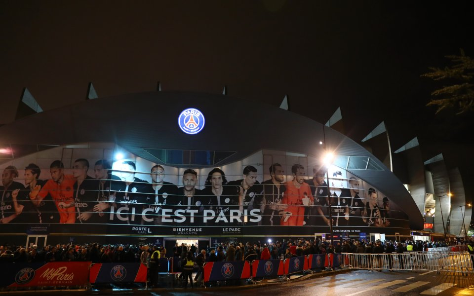 Френският футболен шампион Пари Сен Жермен планира реконструкция на клубния