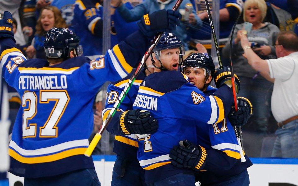 Изненадите в НХЛ не спират