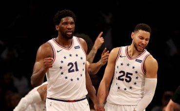Хюстън и Милуоки поведоха с по 3:0 победи в сериите си в НБА
