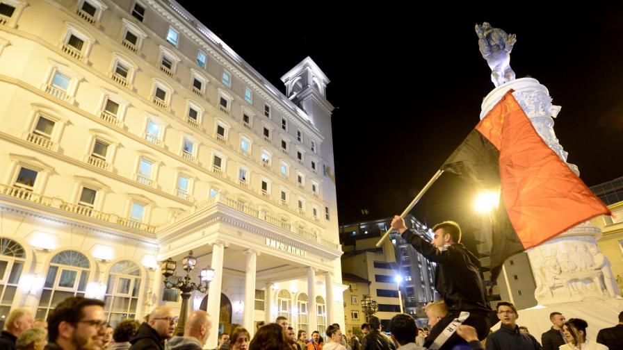 Балотаж след президентските избори в Северна Македония