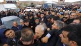 <p>В Турция арестуваха член на управляващата партия за нападение</p>