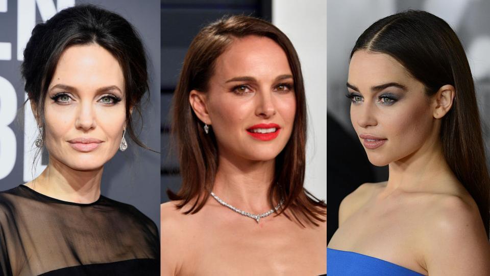 """Учени посочват най-големите красавици в Холивуд (и ефекта """"Натали Портман"""")"""