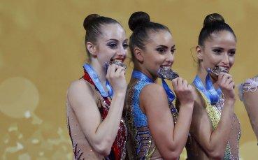 Калейн и Тасева представят България на Световната купа в  Баку
