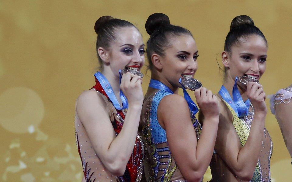 Боряна Калейн и Катрин Тасева ще представят България по време