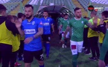 Мач №100 за Томаш като треньор в елита се оказа щастлив за Берое
