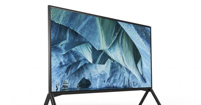 Снимка: Sony пуска телевизор, който струва 70 000 долара
