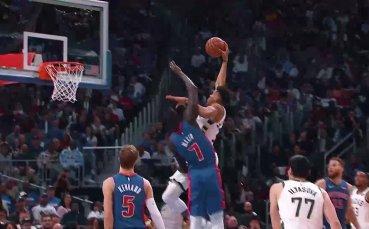 Най-интересното от изминалата нощ в НБА (видео)