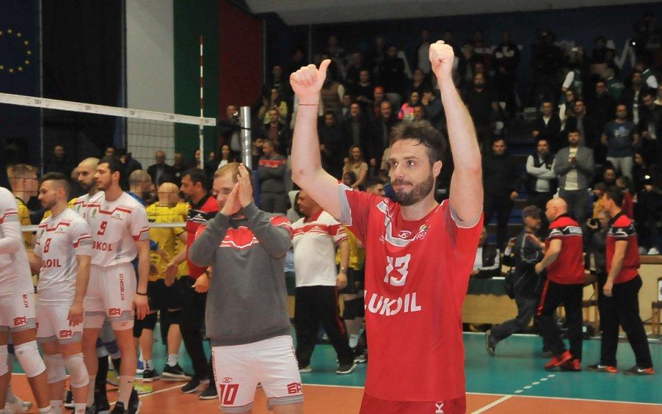 Теодор Салпаров призна, че спечелената този сезон титла с Нефтохимик