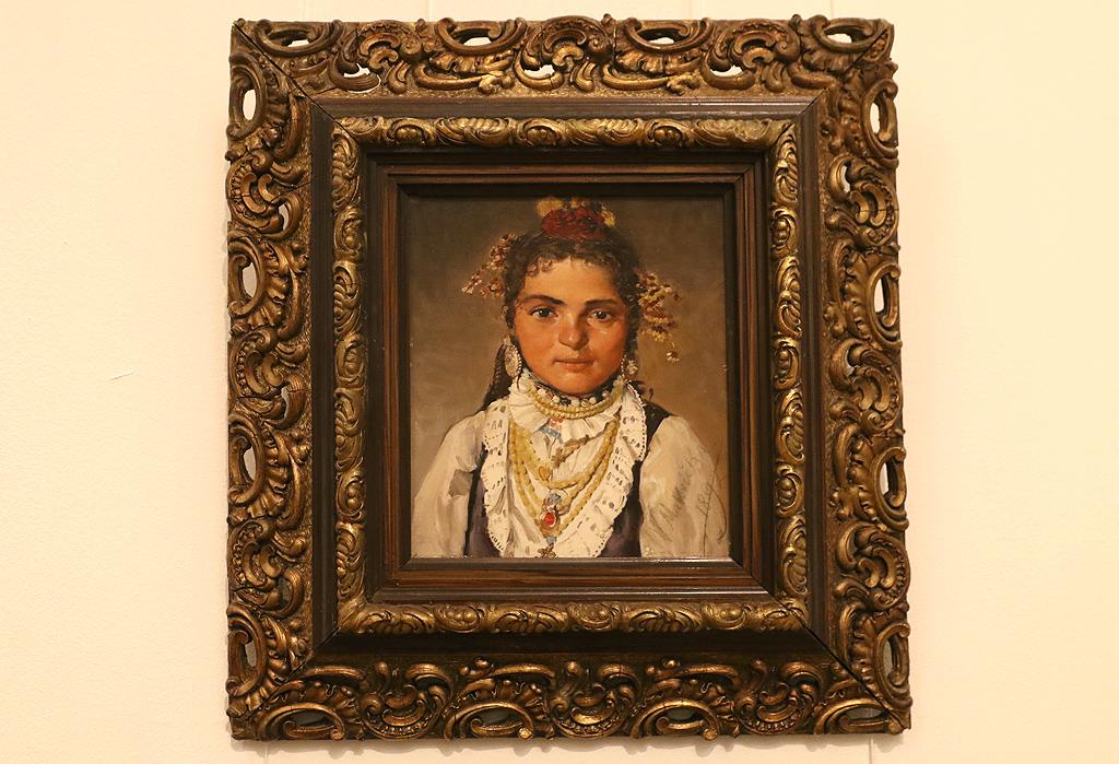 Иван Мърквичка Лазарка 1892г.