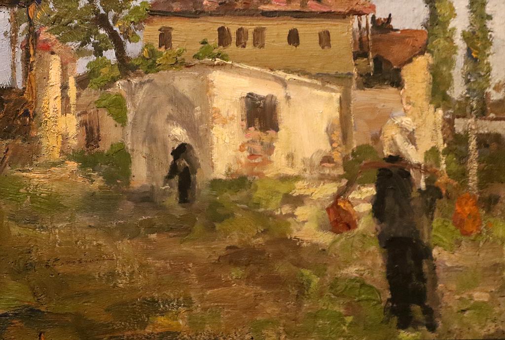 Асен Белковски Край Варна 1903г.