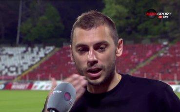 Балтанов: Иска ми се пак да отстраним ЦСКА