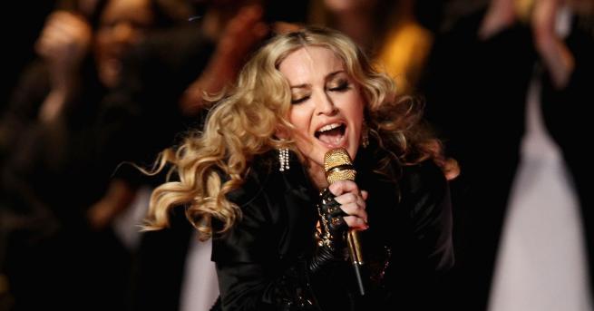 Любопитно Мадона пусна първия си музикален клип от 4 години