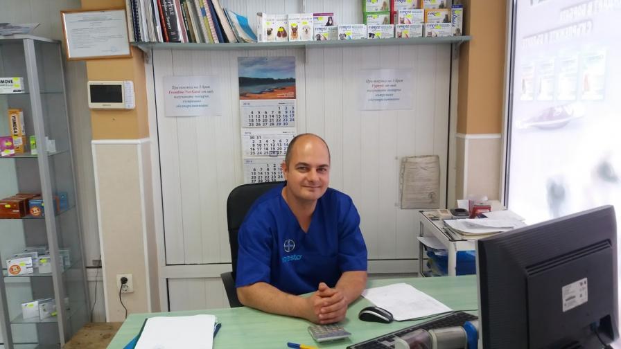 Д-р Николай Първанов