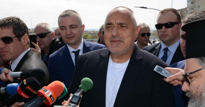 България Борисов: Всички виновни за скандала с имотите с оставки