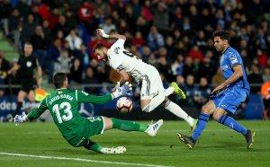 Реал Мадрид пак се подхлъзна навън (видео)