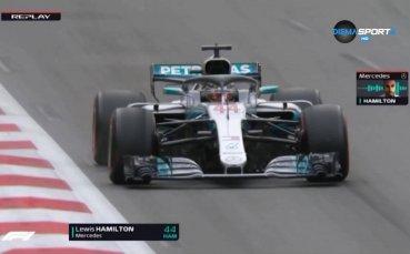 Мерцедес и очакванията в Гран при на Баку