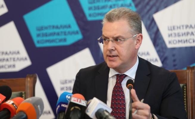 Говорителят на ЦИК: Няма възможност за интернет намеса в изборните резултати