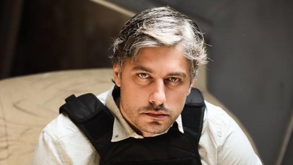 Секссимволът на българското кино - Владо Карамазов на 42!
