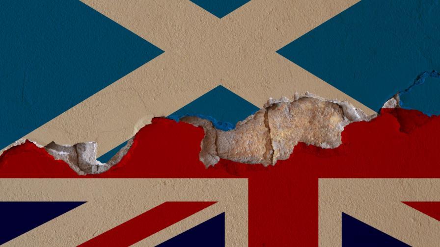 <p>Шотландия иска да е в ЕС като независима нация</p>