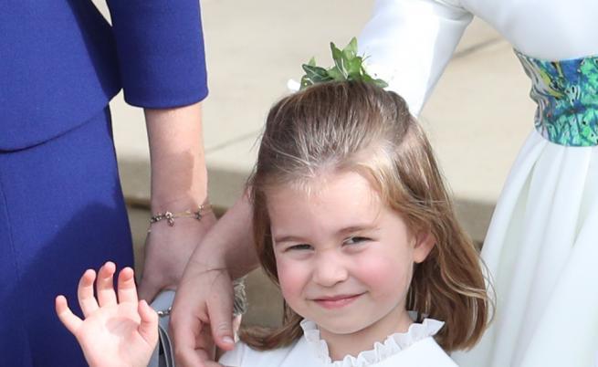 Какво ще учи принцеса Шарлот