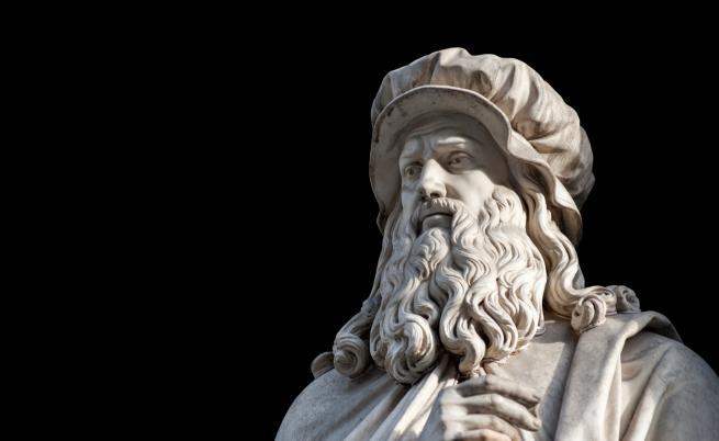 500 г. от смъртта на Леонардо да Винчи