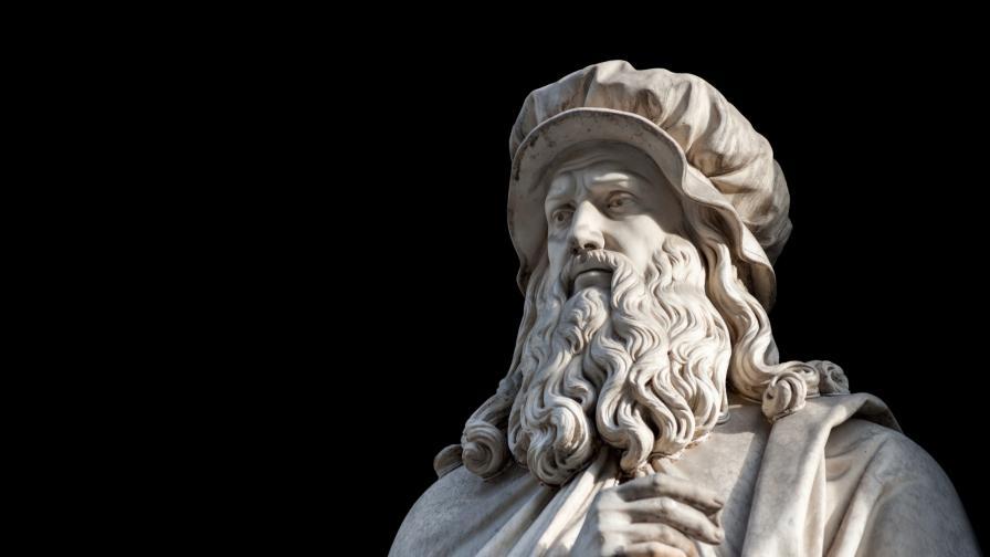 Учен с нови предположения за Леонардо да Винчи