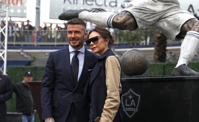 Виктория Бекъм поздрави любимия си за рождения му ден
