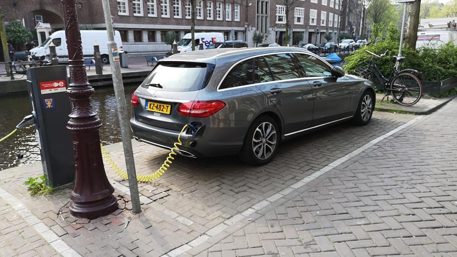 <p>Още един европейски град забранява бензина и дизела</p>