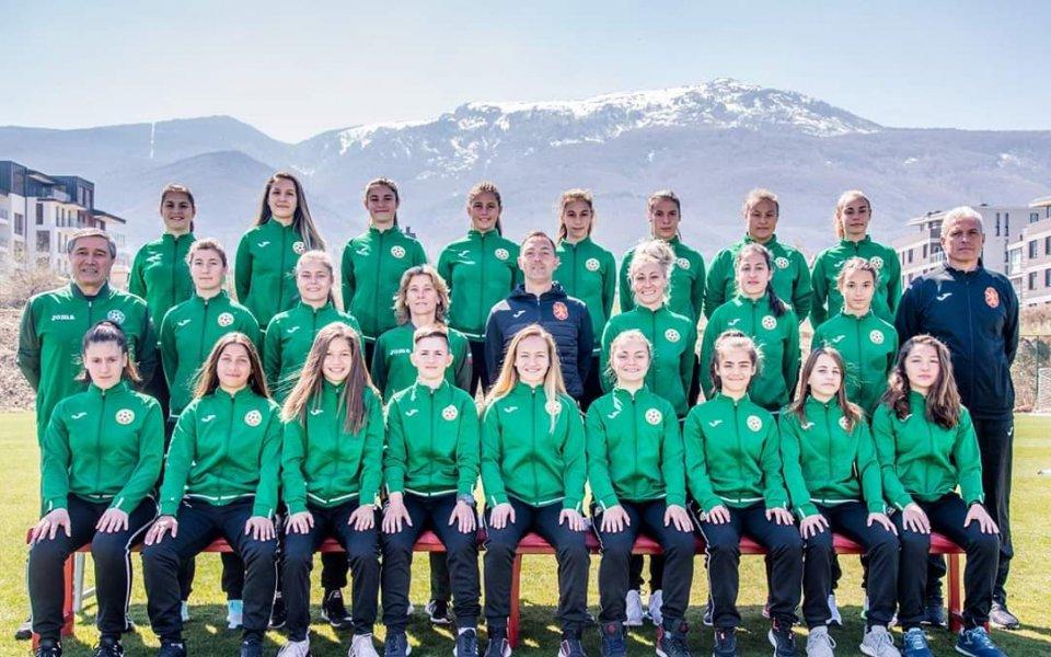 Треньорът на девойките до 17 г.: Европейското е шанс за популяризиране на женския футбол у нас