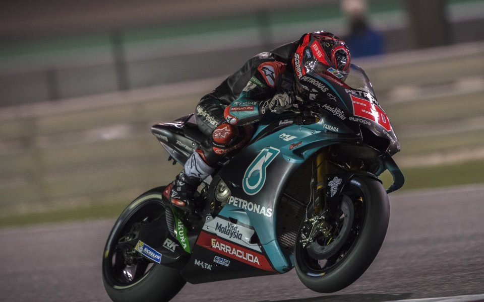 Фабио Куартараро спечели квалификацията в Малайзия, Маркес 11-ти