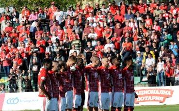ЦСКА играе контрола с шампиона на Австрия
