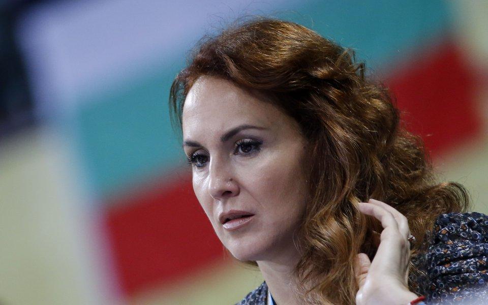 Мария Петрова - президент на контролното жури на тест преди Европейските игри