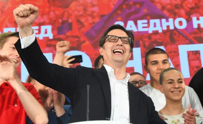 Пендаровски е новият президент на Северна Македония